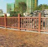 供應中山優惠的仿木護欄_珠海仿木欄杆工程定製銷售