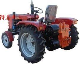 500立式拖拉机绞磨牵引机动绞磨拖拉机卷扬机