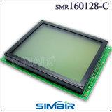 160128液晶屏 工业屏 点阵屏 黄绿屏 5V