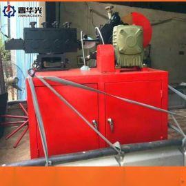 崇左市可调速金属波纹管制管机钢管镀锌管成型设备厂家直销