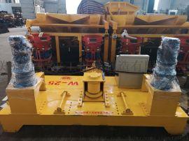 郑州建特重工专业指导 JTW-25型工字钢冷弯机