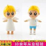 工厂订制天使娃娃摆件卡通公仔摆件年会促销小礼品摆件