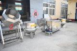 酥脆蠶豆是怎麼加工而成的, 南京大產量的蠶豆油炸機