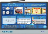 cewisee22寸电子班牌,北京中电捷智