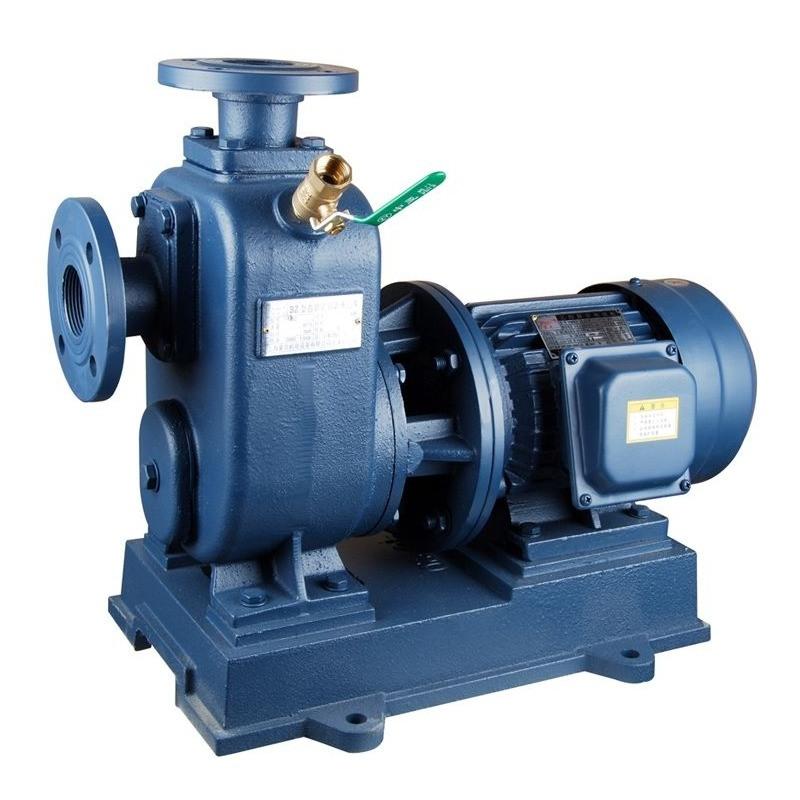 ZW、ZWL系列自吸式污水离心泵