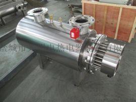 专注行业30年空气加热器 管道加热器 管道式空气电加热器