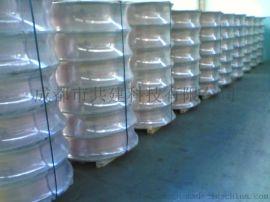 眉山仁寿缠绕膜洪雅彭山PE拉伸膜透明50包装膜