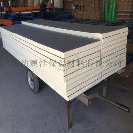 聚氨酯板保温板 复合聚氨酯板 聚氨酯防火保温板