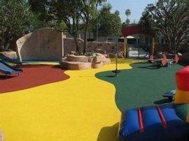 天津弹性幼儿园塑胶地面铺装/铺设价格