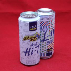 厂家热销奔跑吧兄弟 海澜之家T恤包装铁罐 可乐型铁罐 丝袜易拉罐