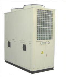 高雅 中央空调KRCR-05AS风冷式单冷热泵冷水机组  5HP 冷却机组 风冷螺杆式冷水机