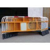 高韧性PVC胶马围栏_2米塑料防护栏批发