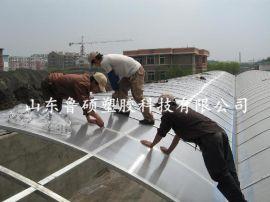 山东济南阳光板 双层阳光板  温室阳光板