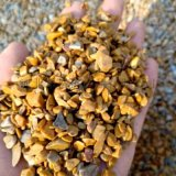 地暖石洗米石米黃色水洗石黃色水磨石