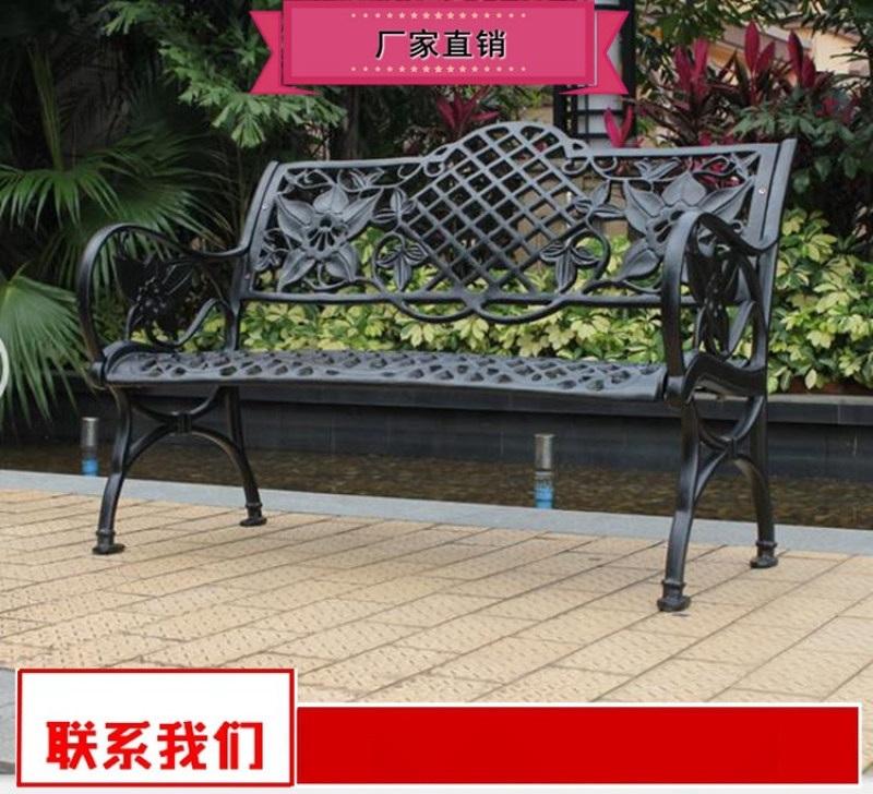 戶外休閒座椅大廠家 花園座椅真正廠家