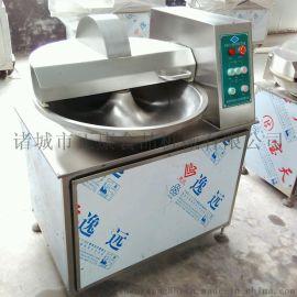 供应蔬菜肉泥斩拌机,小型千叶豆腐斩拌机