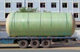 预埋式玻璃钢化粪池单位