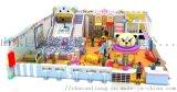 山东济南新款儿童乐园设备淘气堡厂家