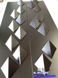 外墙立面铝板 造型铝单板 艺术镂空铝板定制