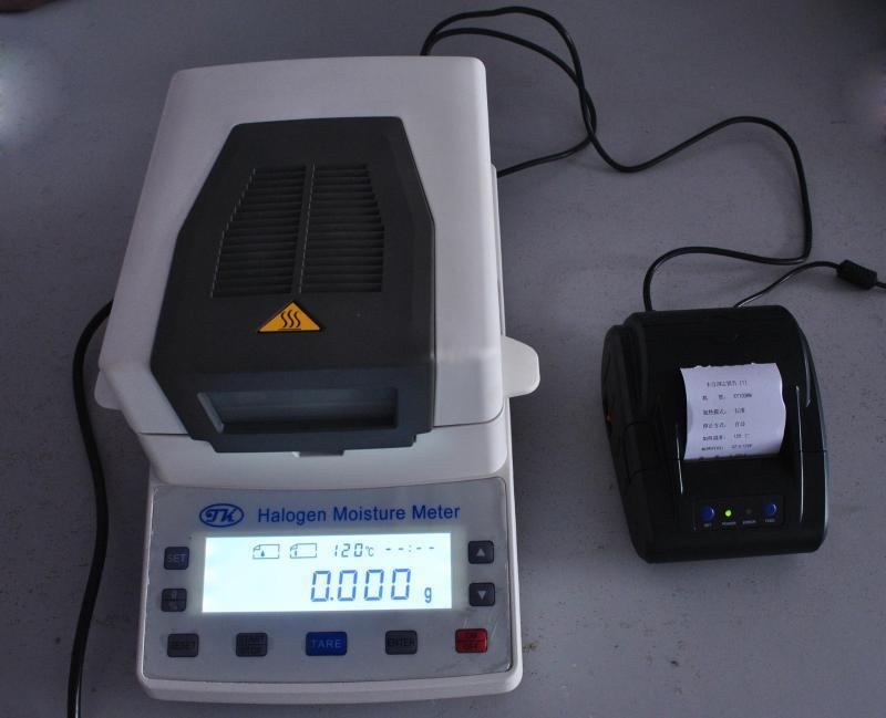 全自動模式固含量水分儀XY105W