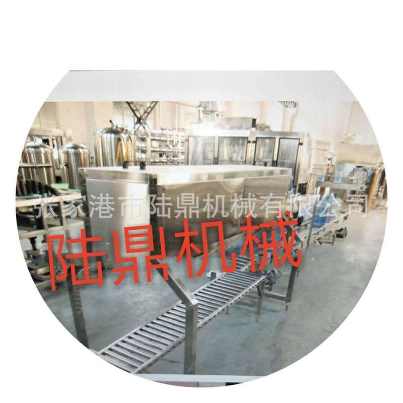 全自動礦泉水桶裝生產線 自動桶裝水灌裝加工設備