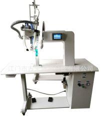 过胶机 JM-3+ 台式粘合机 冲锋衣热风焊接机 服装贴条机 胶粘机