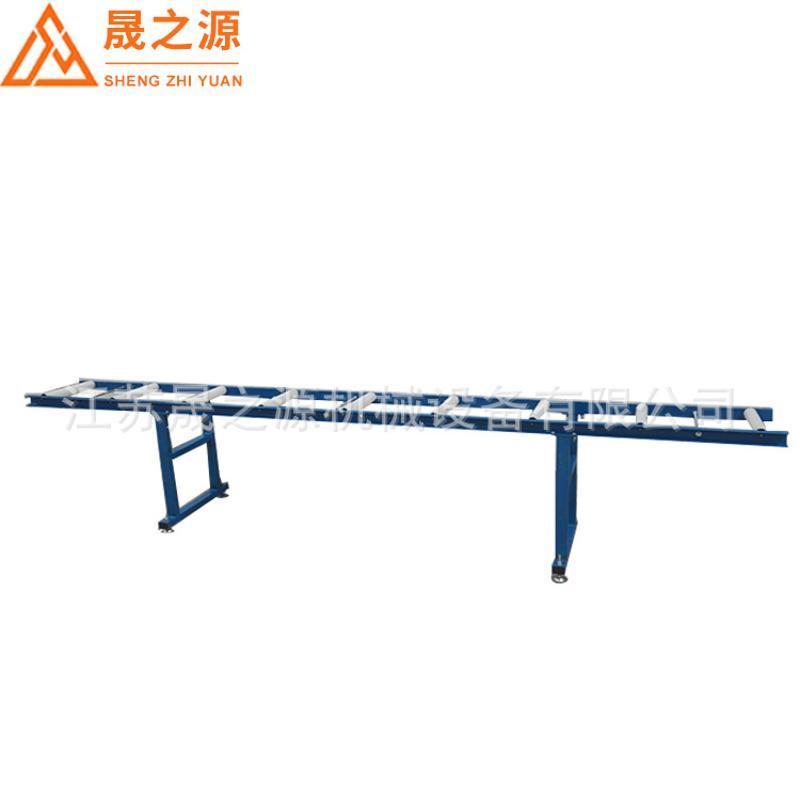 鋁型材機械包裝設備配套託料架 定尺架