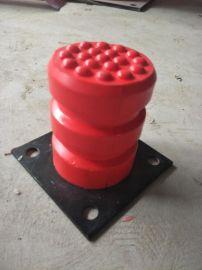 JHQ-C-10聚氨酯緩衝器 加厚鋼板 行車聚氨酯緩衝器 質優