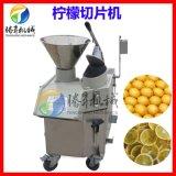 厂家直销多功能水果切片机 柠檬切片机 商用切菜机