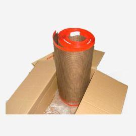 厂家直销耐高温收缩机网带 上光机输送网带铁氟龙热收缩机输送带