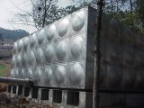 不鏽鋼水箱 (SX-5*4*3米)