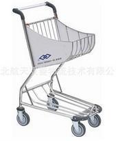 供应CS-80型手推车/不锈钢小型行李车/机场、超市手推车车