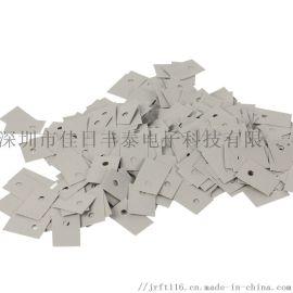 生产导热矽胶片 耐高温电子散热玻纤布 绝缘垫片厂家