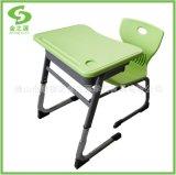 廠家直銷善學時尚調節學生課桌椅,環保塑料學習桌椅