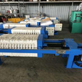 碧水金钶厂家直销污泥处理成套设备板框压滤机