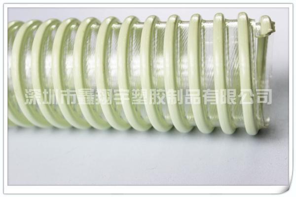食品级软管,塑筋增强软管,聚氨酯干性食品输送管