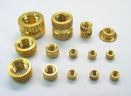 铜螺母、埋置螺母、注塑螺母
