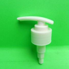 广东PP化妆品泵头 塑料制品厂家生产PP材料分配器 条形化妆品泵头