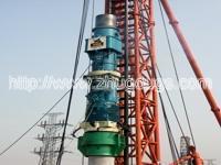 供应柴油打桩锤及其工作原理
