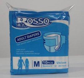 外贸出口舒适成人纸尿裤