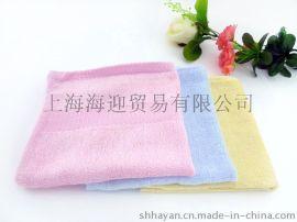 竹纤维方巾