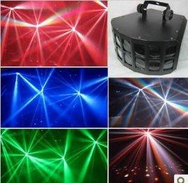 豪彩舞台灯光新款上市[带视频]*LED双层蝴蝶灯 **吧灯光/KTV灯光/舞台灯光