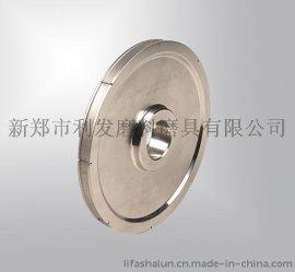 电镀金刚石砂轮 平行砂轮 电镀砂轮片