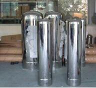 贵州不锈钢过滤器袋式过滤器贵阳保安过滤器玻璃钢树脂软化罐