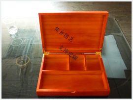 木质首饰收纳盒、桌面收纳盒、木盒批发定做、  木盒、茶叶木盒