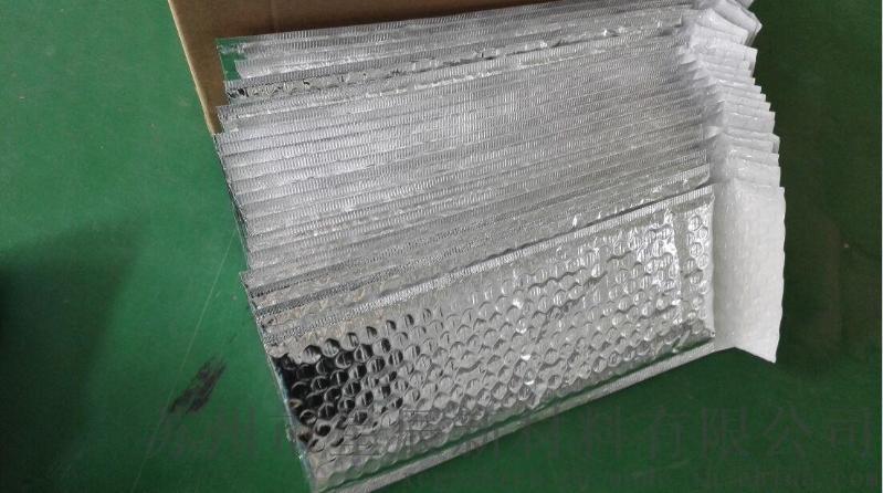 【专业生产】铝膜信封气泡袋 铝箔膜气泡信封袋 防火阻燃气泡袋 防火气泡信封袋 耐高温气泡立体袋