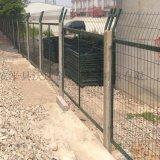 鐵路護欄網廠家2012-8001金屬網片防護柵欄