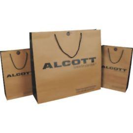 虎门印刷厂直销加印LOGO牛皮纸袋 品牌手提礼品袋纸袋 白卡纸包装