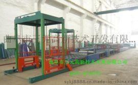 山东生产防火板设备,自动化玻镁板设备