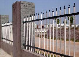 佛山锌钢护栏网 铁艺防护网 小区围栏 锌钢隔离栅栏